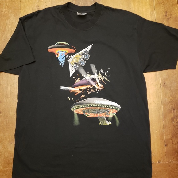 9ed89521a Vintage Shirts | Boston Concert Tee Band 90s Vtg | Poshmark